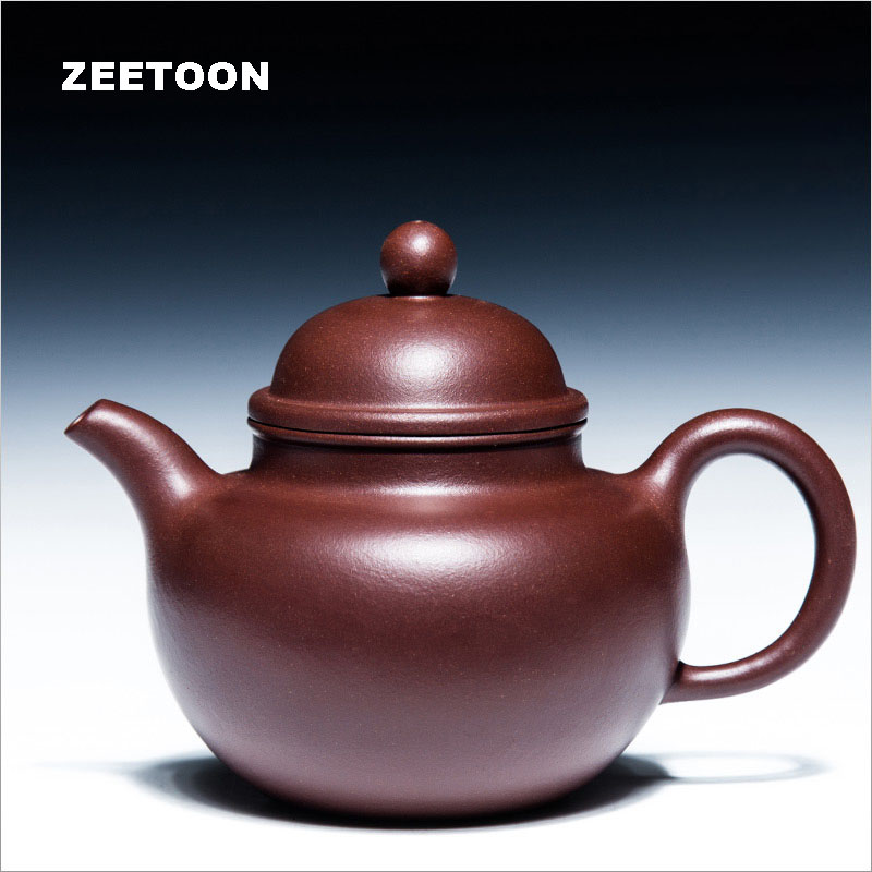 400cc Authentic Yixing Teapot Purple Clay Master Handmade Chinese Health Kung Fu Tea Set kettle Duo Qiu Pot Tea Maker Teaware400cc Authentic Yixing Teapot Purple Clay Master Handmade Chinese Health Kung Fu Tea Set kettle Duo Qiu Pot Tea Maker Teaware