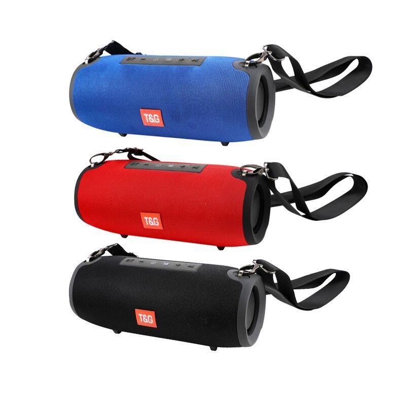 Amplificador de Microfone Portátil sem Fio Speake sem Fio Bluetooth com 3600 Bar ao ar Alta Potência Subwoofer Estéreo Mah Livre 40w Tg118