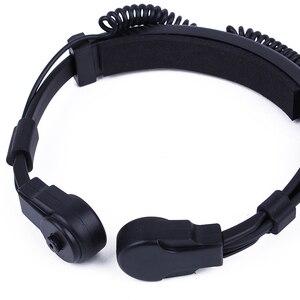 10 шт. выдвижной воздушный трубчатый наушник микрофон гарнитура PTT для Motorola Radio GP88 GP300 EP450 Mag One A8 CP200 CP185