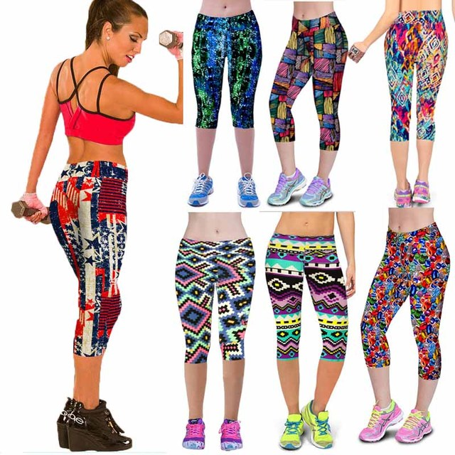 faef0761963607 Women Gym Workout Sports Yoga Leggings Bodybuilding And Running Fitness  Clothing Lulu Pants Girls Slim Clothes For Female Sport