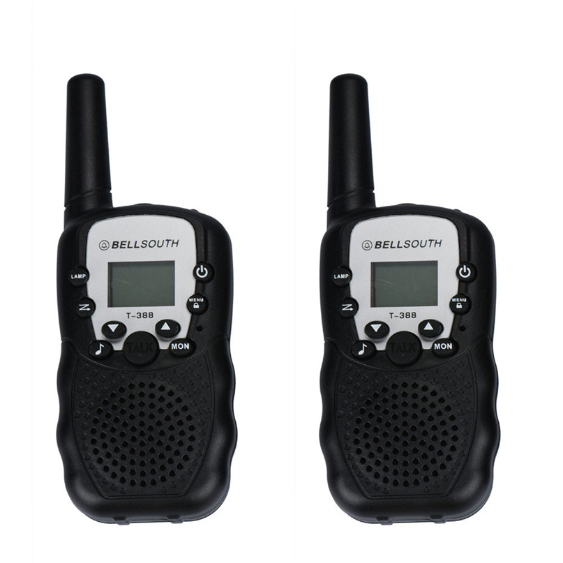 Mooistar #5015 1 Pair Of Portable Wireless Walkie-talkie Set Eight Channel 2 Way Radio Intercom 5KM Travel