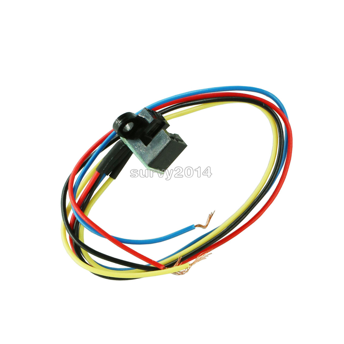 5V Laser Photoelectric Speed Sensor Encoder Code Disc Disk Code Wheel for  Freescale Smart car Cutting Quadrature Signal Output
