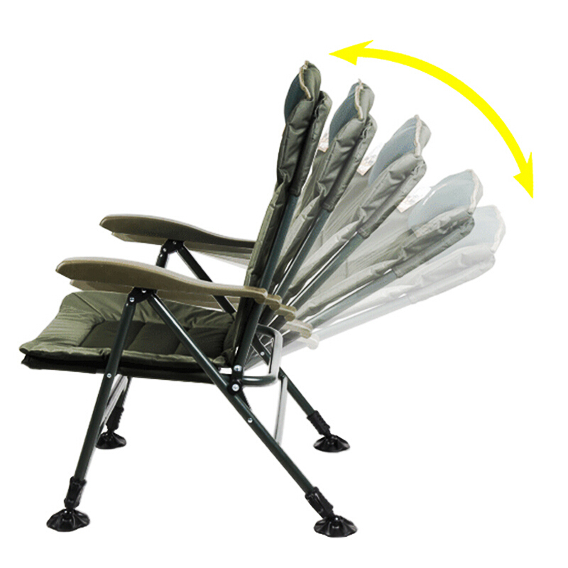 Camping & Hiking Competent Ultra Light Folding Fishing Chair Seat For Outdoor Camping Leisure Picnic Beach Chair Other Fishing Outdoor Tools