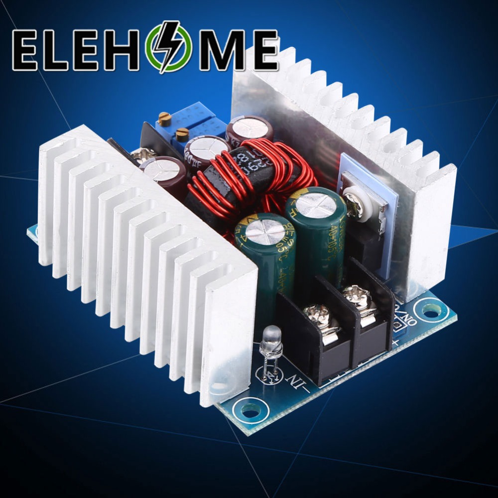 300W 20A Stabilizer DC-DC Buck Converter Step-down Module Constant Current LED Driver Power Step Down Voltage Module XF30