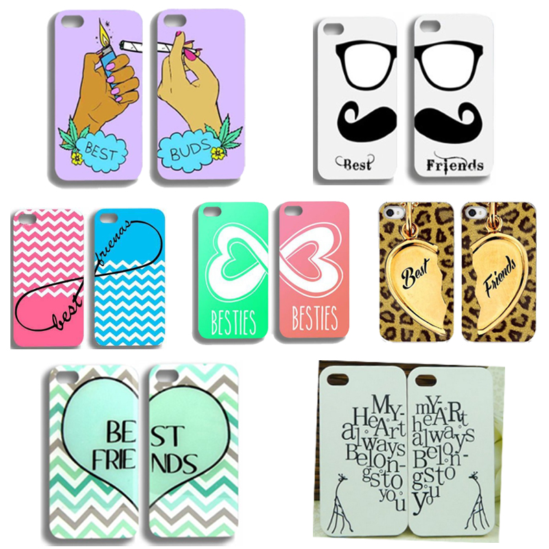 online store 2d335 080d7 US $6.99 |Xmas gifts Best Friends Forever Plastic Hard Cover Case for  iPhone 5C Infinity Pattern Plastic Durable on Aliexpress.com | Alibaba Group