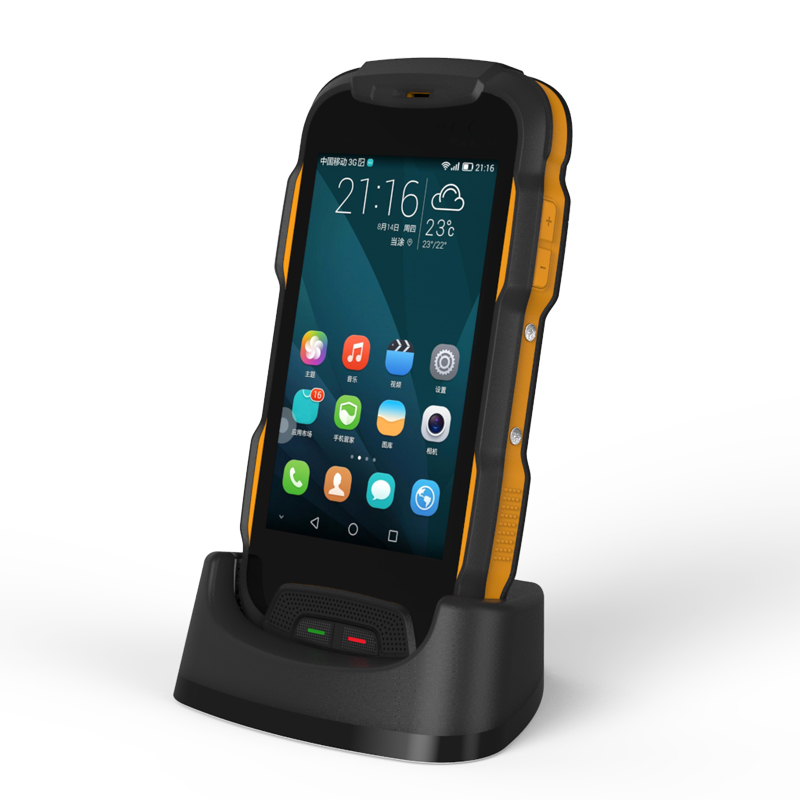 D'origine Oinom V9T IP68 Étanche Et Robuste Téléphone Mobile Quad Core 5200 mah 2 gb RAM 16 gb GPS Double SIM FDD 4g WIFI V9-T BV6000 V11