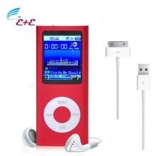 "8 GB MP3 Mp4 de La Venta Caliente 1.8 ""pantalla TFT LCD Delgado Pantalla LCD Digital Radio FM E-libro de Música Reproductor de Vídeo 2017New"