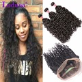 360 Lace Frontal With Bundle Brazilian Water Wave 360 Frontal With Bundles Curly Weave Hair Brazilian Virgin Hair With Closure