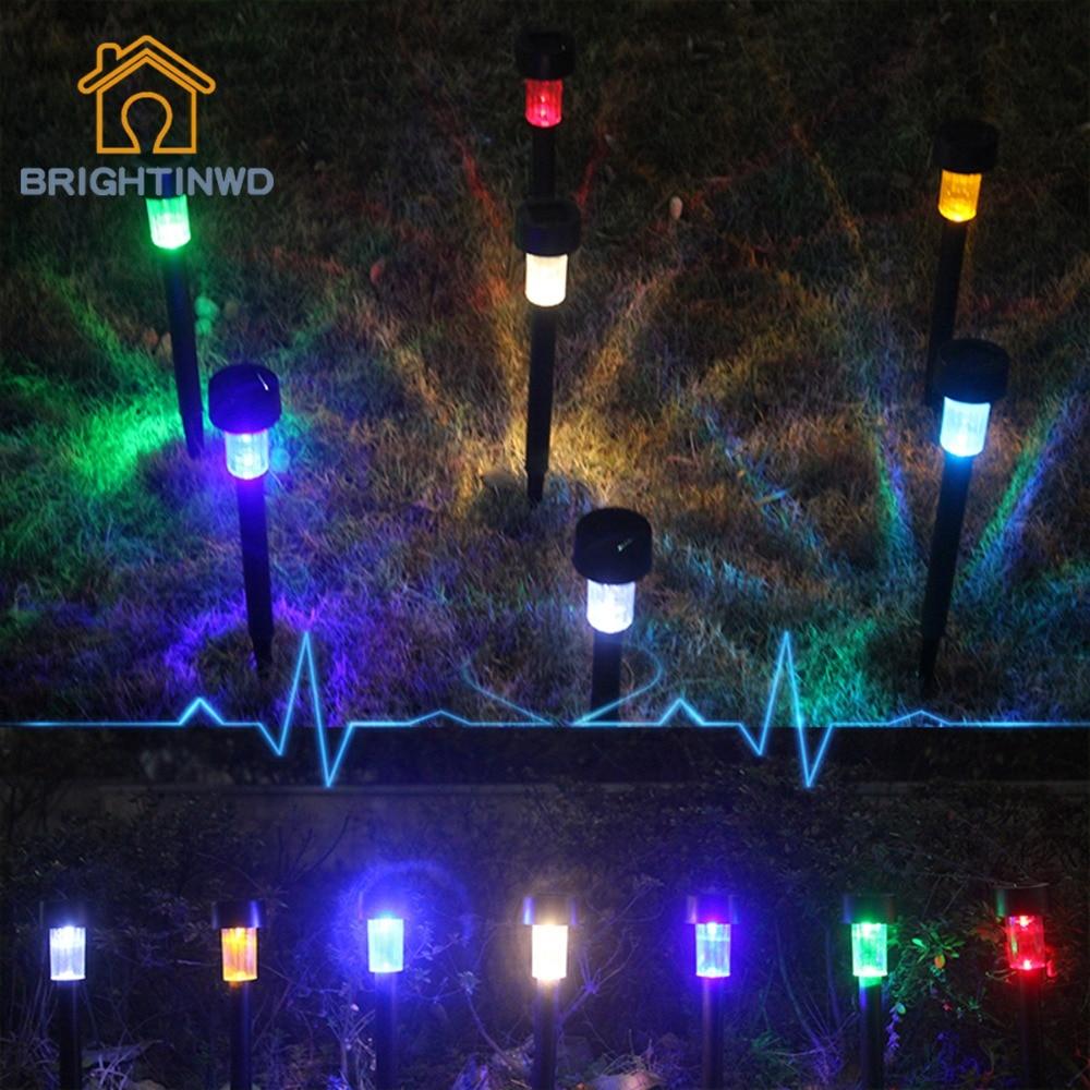 Led Solar Light Outdoor Lighting Lampada Street Garden Light Powerful Lamp  Solar Garden Lights For Garden