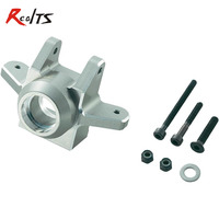 RealTS Alloy rear shaft hub for FS Racing//MCD/CEN/REELY 1/5 scale RC car