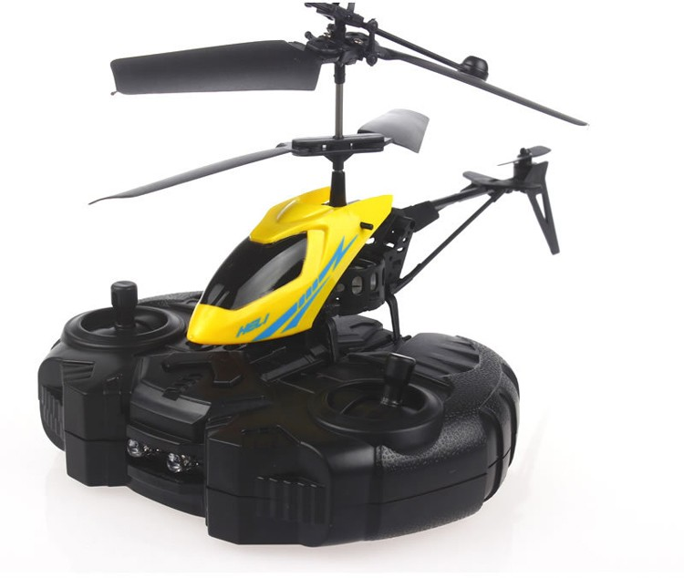 helicopter Xmas RC kids 8