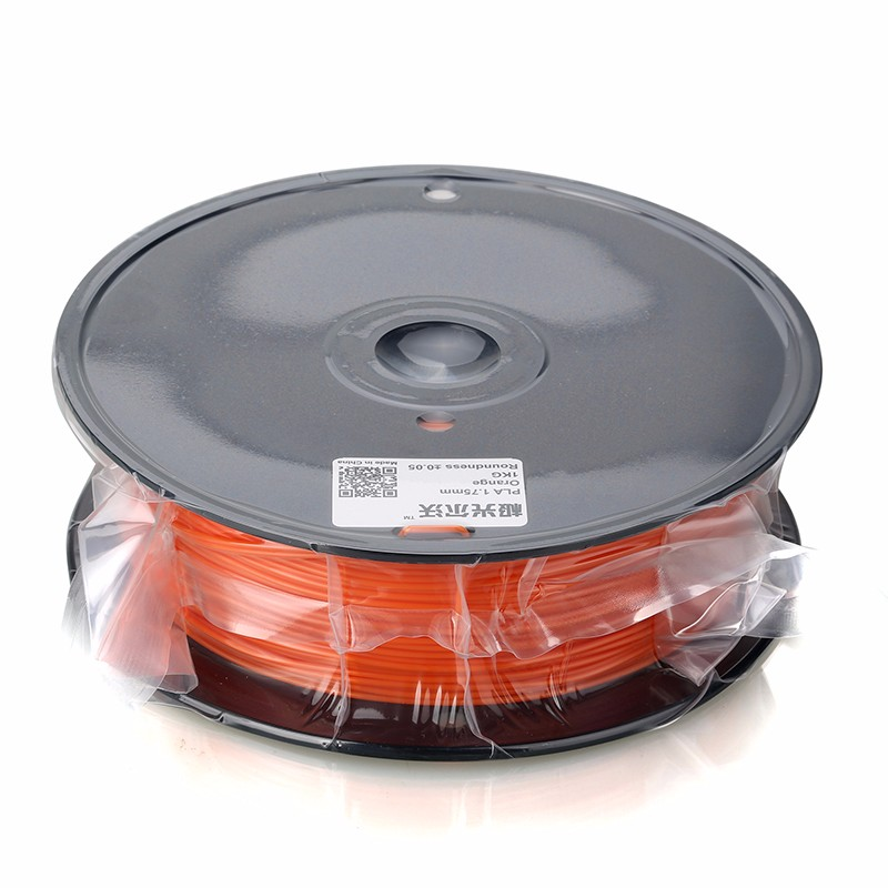 JGAURORA 3d Printer Filament TPU 1 75mm Flexible Material with Red Orange Green Grey Black White