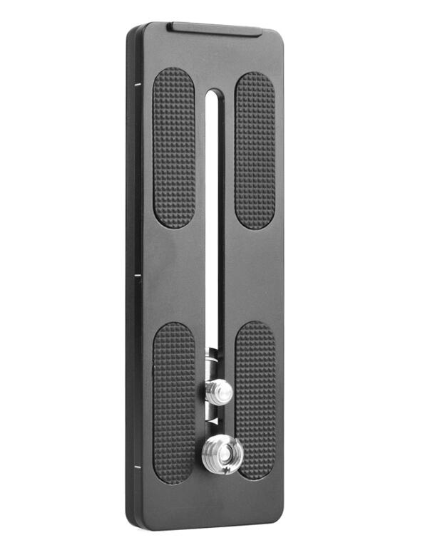 Quick Release Plate Sirui PH120 For Digital SLR Cameras Ball Heads International Standard Screws Safe Fast Set QR Plate