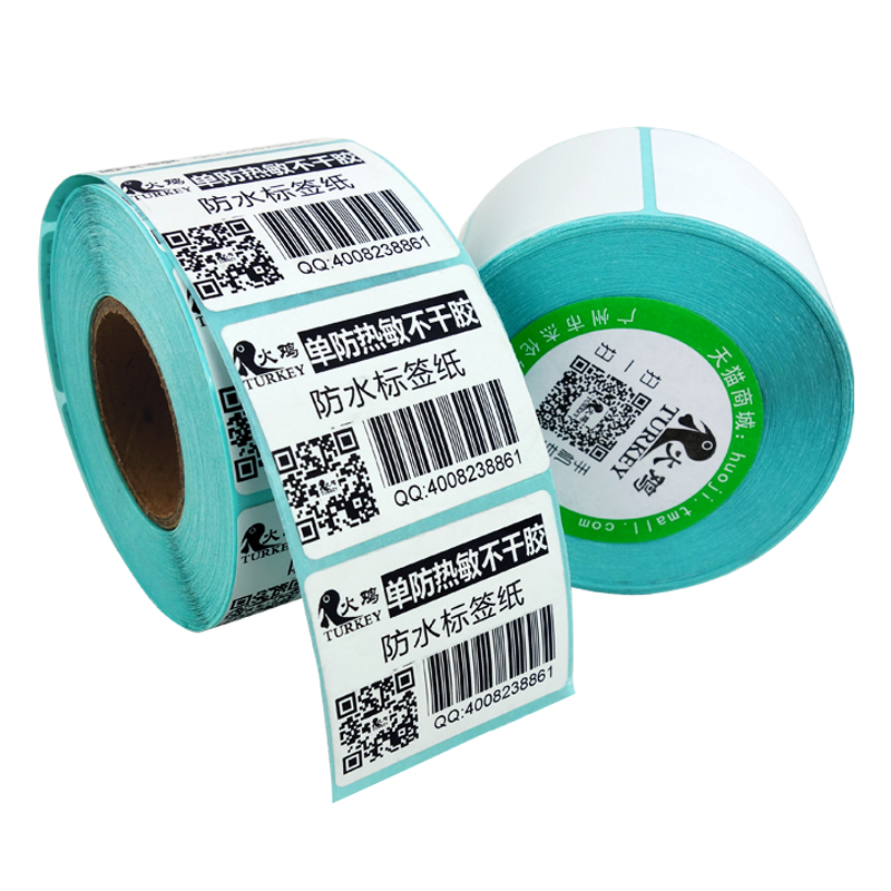 20 x rolls 25 mm x 20mm x 500P ECO Direct Thermal Labels waterproof stickers 10000