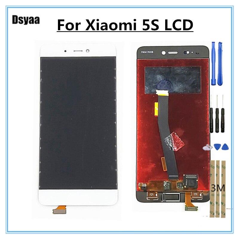 5.15 pouce pour Xiaomi Mi5s Écran lcd Écran Tactile Digitizer Assemblée