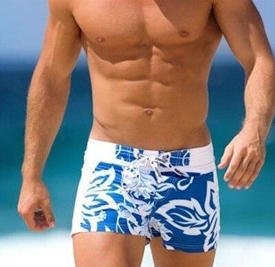2016 Fashion Men's Water Shorts Quick Dry Beach Board Shorts Good Bermuda Masculina Water Swimwear Men's Boardshorts MAPP04327