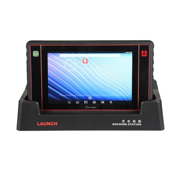 Launch X431 PAD II 2 WiFi&Bluetooth Universal Diagnostic Scanner Tool Free Update