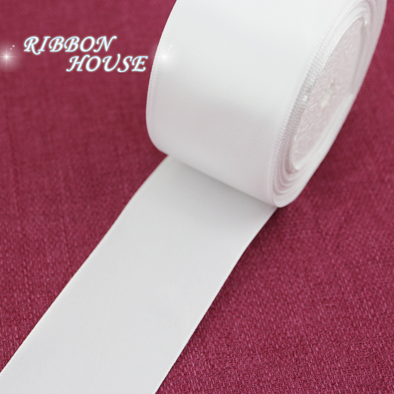 25 yards roll White Single Face Satin Ribbon Wholesale Gift Wrapping Christmas ribbons (25 yards/roll) White Single Face Satin Ribbon Wholesale Gift Wrapping Christmas ribbons