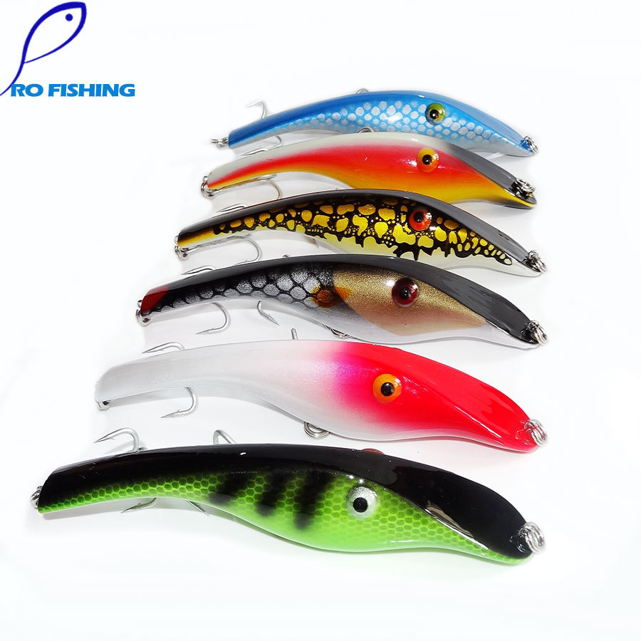 Pesca atrificial 14cm 40g zalt lure for japan pike bass for Fly fishing lures for bass