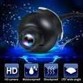 Мини CCD HD Автомобильная Камера Заднего вида Спереди Вид Сбоку Парковка Камера Заднего Вида с 360 Градусов Вращения Ночного Видения