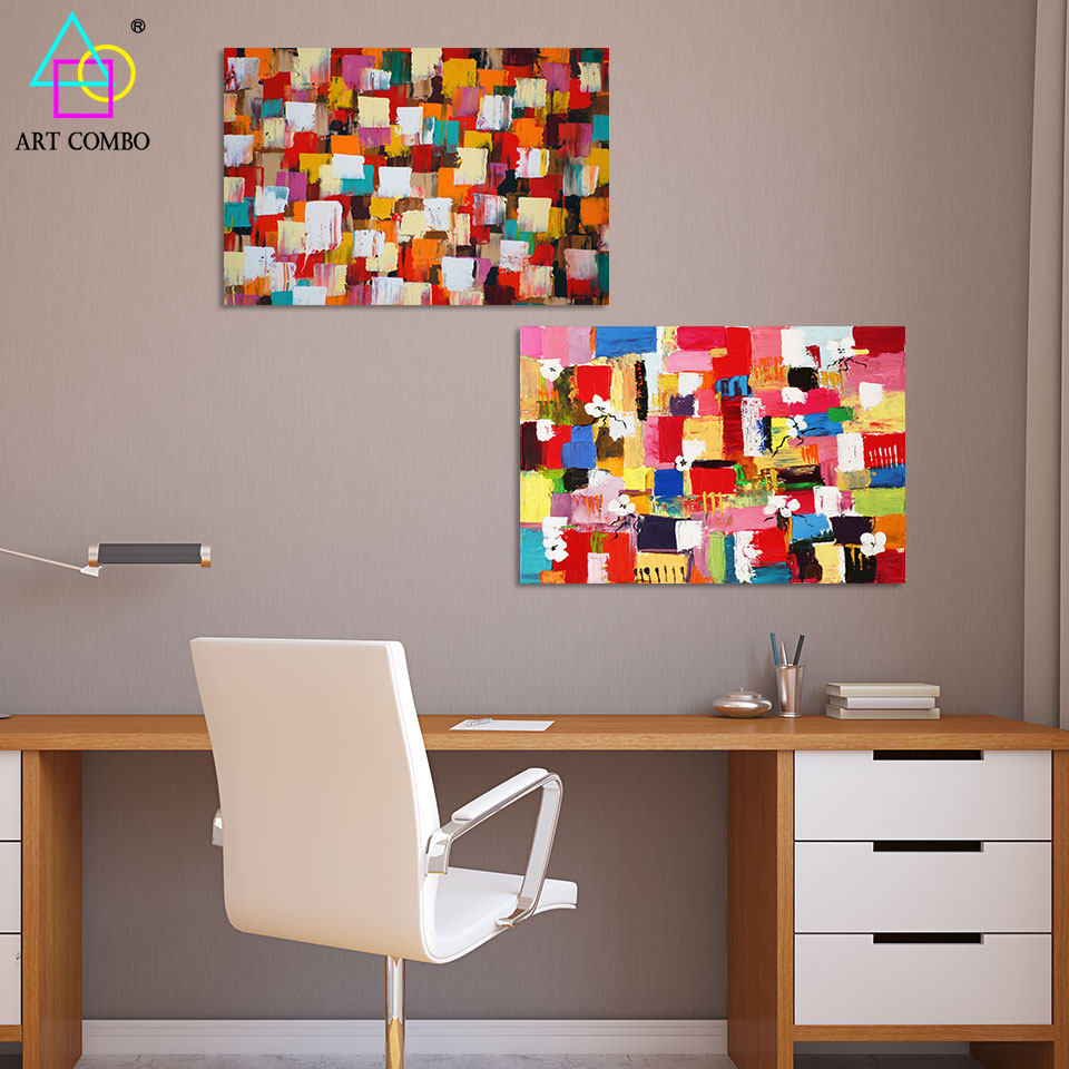 Wall paint square patterns - Aliexpress Com Buy Diy Diamond Painting Full Square Abstract Pattern Embroidery Rhinestones Cross Stitch Wall Painting Home Decor Needlework Yh040 From