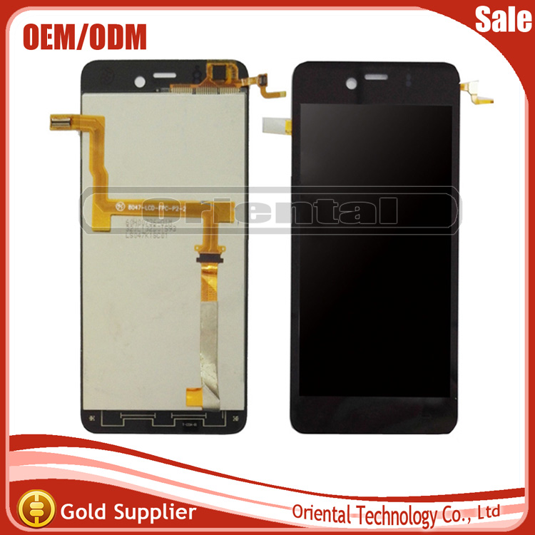 Black LCD+TP for Highscreen Alpha Ice LCD Display+Touch Screen Digitizer Assembly Smartphone Replacement Part Free Shipping best price brand new for highscreen alpha ice lcd display touch screen assembly replacement free shipping tracking code