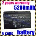 Batería del ordenador portátil para acer extensa 5210 5220 jigu 5230 5420 5420G 5610 5620Z 5620 5630G 7220 7620Z TM00741 TM00751 Envío gratis