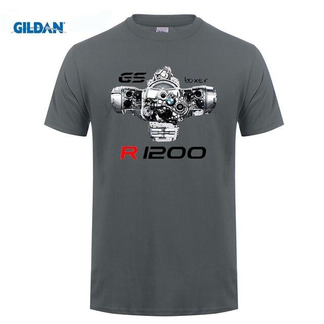 c3a48d0c 2018 Fashion Shirts BMW Tshirt Man Boxer Engine R1200Gs Rt 1200 R1200Rt  R1200 slim Fit Tee Shirts