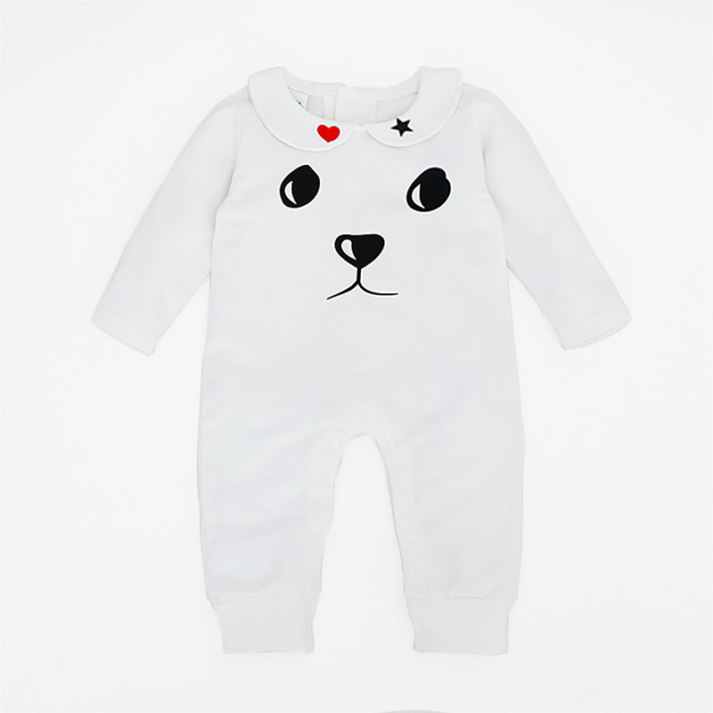 7df1fdf7e Baby boy twins clothes Newborn baby 0 6 months jumper baby Recem ...
