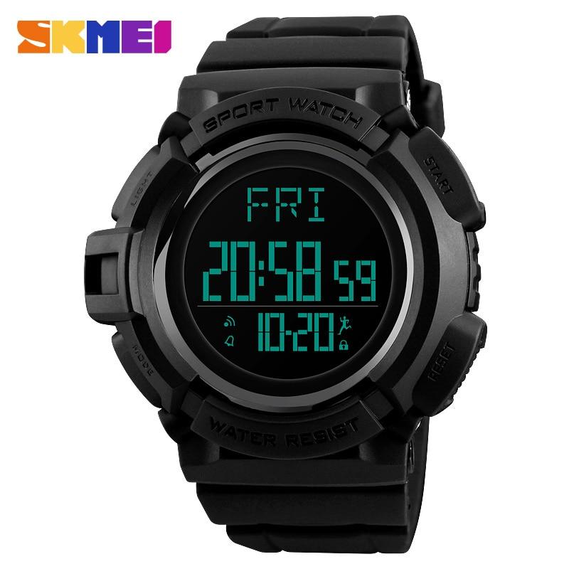 skmei digital wristwatches watches fitness pedometer