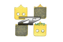 Buy NAO Brake Pads For 999 R (Radial mount caliper) 2003-2006 748 R 2001-2002 Front OEM New High Quality
