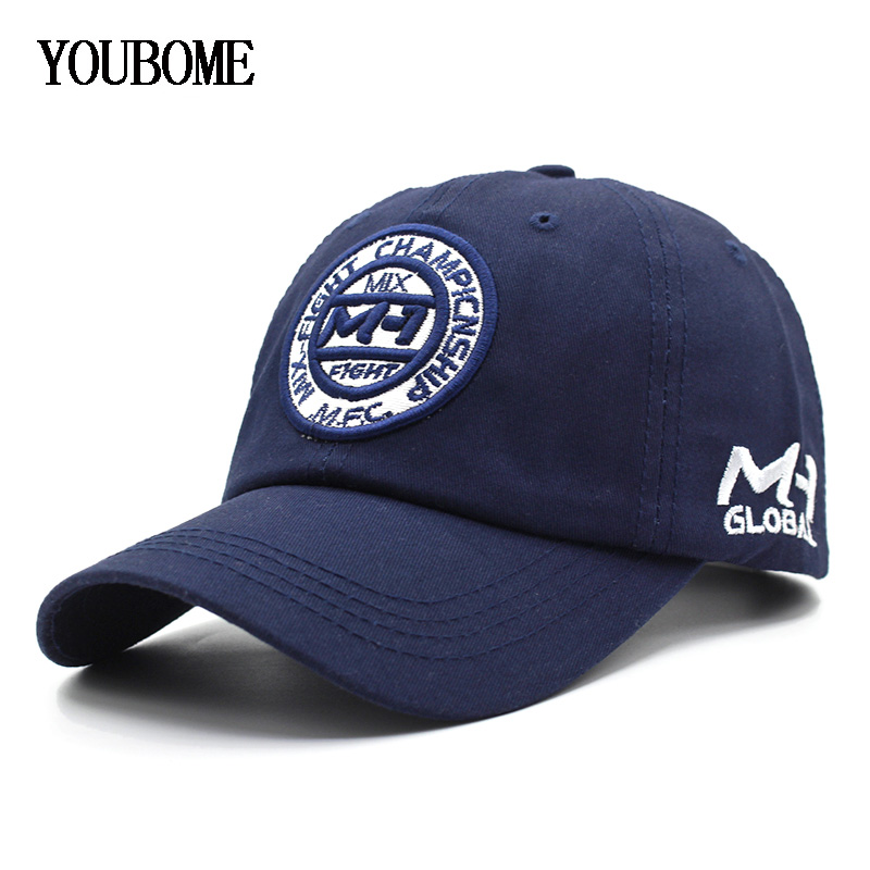 YOUBOME Fashion New Baseball Cap Hats For Men Women Brand Snapback MaLe Cotton Embroidery Bone Gorras Letter Summer Dad Hat Caps xthree summer baseball cap snapback hats casquette embroidery letter cap bone girl hats for women men cap
