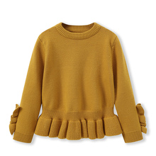 Kids Baby Girl Pullover Cartoon Sweater Clothing