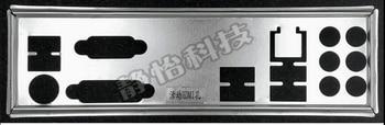 Nuevo/O escudo Placa de placa base para Gigabyte GA-B85-HD3 GA-B85-HD3-A GA-Z170-HD3 sólo escudo placa