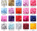 Dressv 1500 Pcs Wedding petals Silk Rose Petal Rose Flower Color Wedding Accessories 16 Color Available petals Wedding petals
