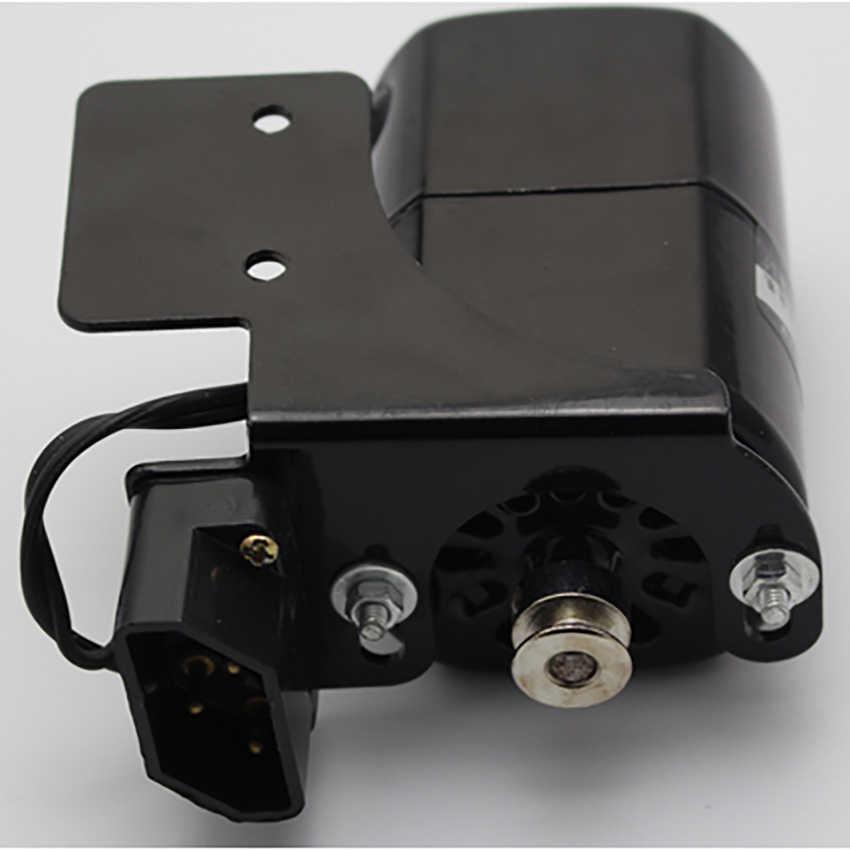 Motor Da Máquina de costura com Pedal 220V 180 W/250 W Pequeno Motor para máquina de Costura Overlock, máquina de costura, Núcleo De Cobre Cheio, 10000rpm