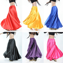 16 Colors Tribal Belly Dance Skirt for Women Dancing Costume Indian Dance Skirt Clothes for Practice Bellydance Skirt Wear 89