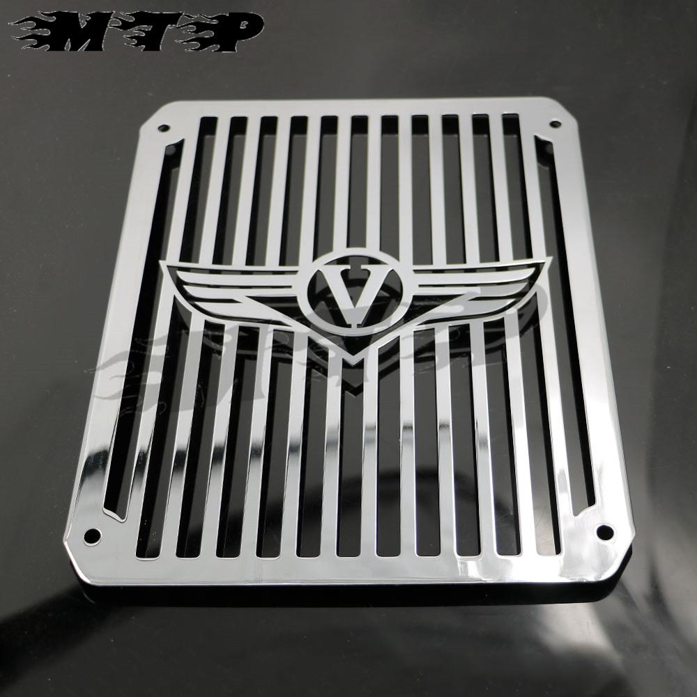 For Motorbike KAWASAKI Vuclan VN400 VN800 All Years  Classic Motorcycle Radiator Grille Guard Cover Fuel Tank Protection Net kawasaki vn 1600 mean streak в спб