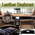 Для Porsche Panamera Leather 2010-2016 2015 2014 Dashmat Dashboard Cover Pad Dash Mat Коврик от солнца под заказ автомобильный Стайлинг LHD + RHD