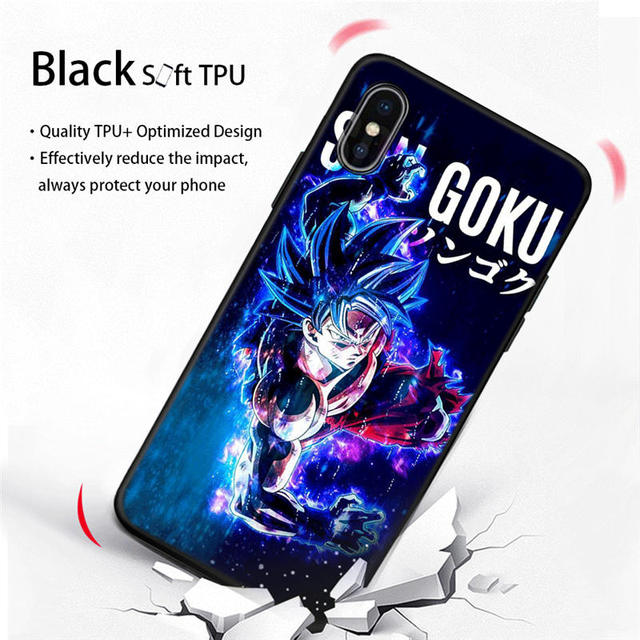 Dragon Ball Super Cover Case For IPhone Models
