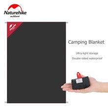 Naturehike одеяло для пикника легкий водонепроницаемый коврик для кемпинга с водонепроницаемой подложкой для семейных концертов пляжный парк трава