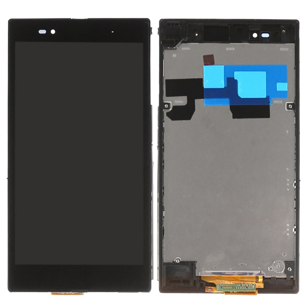 iPartsBuy LCD Display + Touch Panel with Frame Replacement for Sony Xperia Z Ultra / XL39hiPartsBuy LCD Display + Touch Panel with Frame Replacement for Sony Xperia Z Ultra / XL39h