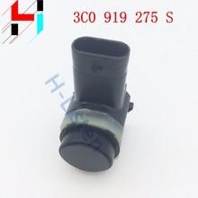 3C0919275S Sensor de Aparcamiento Por Ultrasonidos Para A4 A5 A6 A7 A8 Q3 Q5 Q7 R8 TT AVW Asiento S koda