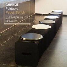 Smartlife кухня столовая Регулируемая скамейка стол сиденье с подушкой Модная стильная мебель складной стул(для 6 человек, fre