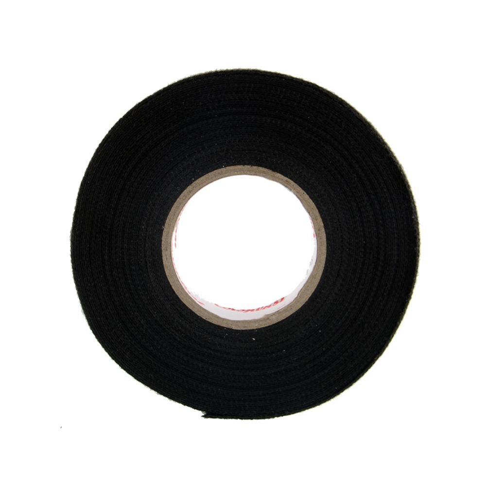 hot 1x adhesive 19mmx15m cloth fabric tape cable looms