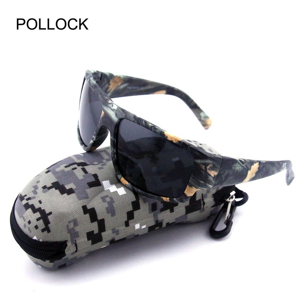 Notícias Homens camuflagem Óculos De Sol Polarizados Militar óculos de Sol  Masculino Óculos de Condução Óculos 6ad3ad892e