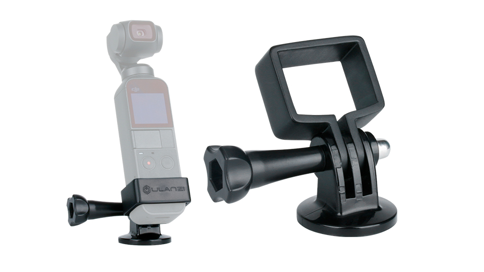 Ulanzi OP3 Handheld Gimbal Holder Mount Accessories for Dji Osmo Pocket Extendsion Adapter 2