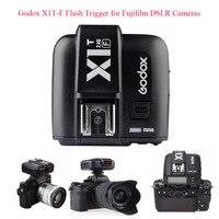Godox X1T F TTL 1/8000s 2.4G Wireless Trigger Transmitter For Fujifilm Fuji X Pro2,X T20,X T2,X T1,X Pro1,X T10 DSLR Cameras