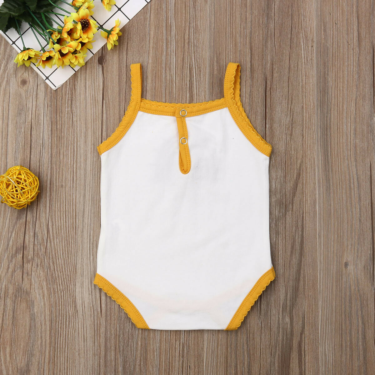 0 24M Newborn Baby Girls Boys Rompers Rainbow Jumpsuit Sleeveless Cotton Clothes Summer Baby Costumes in Rompers from Mother Kids