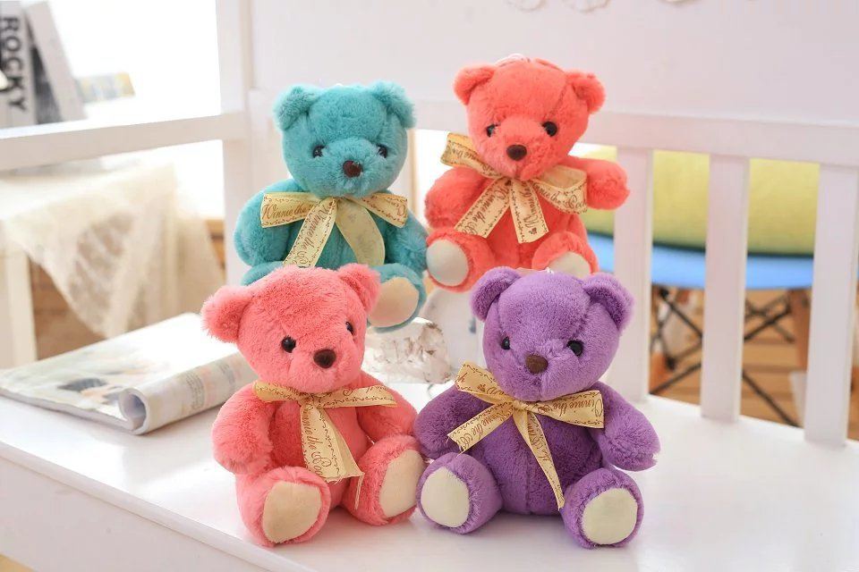 <font><b>20</b></font> cm soft toys for children teddy bear Reborn dolls Toys for girls plush toy stuffed animal pillow valentines <font><b>day</b></font> gift bouquets image